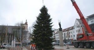 Weihnachtsbaum Neu-Ulm