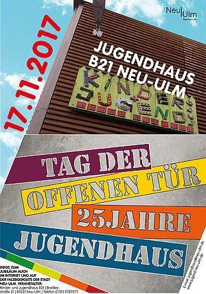 Jugendhaus B21 in Neu-Ulm