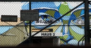 Aufnahmeeinrichtung für Asylbewerber