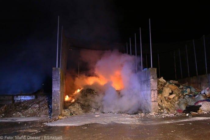 Brand Deffingen Wertstoffhof 21122017 3