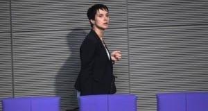 Frauke Petry am 24.10.2017