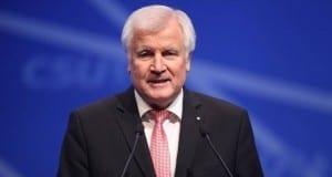 Horst Seehofer auf CSU-Parteitag