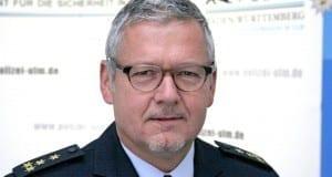 LtdPD Josef Veser-Leiter Polizeipraesidium Ulm