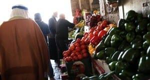 Muslime in Jerusalemer Altstadt