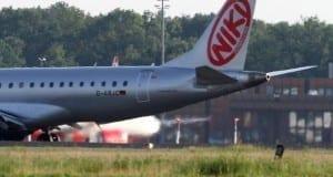 Niki-Flugzeug