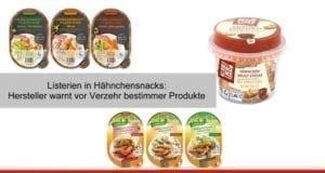 Rückruf - Zur Mühlen Markenvertriebs GmbH