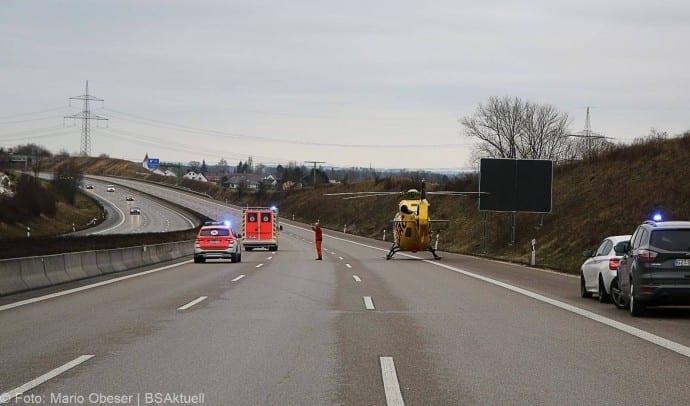 Unfall A8 Burgau-Guenzburg 171217 13