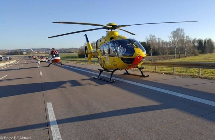 Unfall A8 Kreis Guenzburg 07122017 10