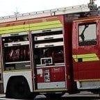 Feuerwehrfahrzeug Löschfahrzeug
