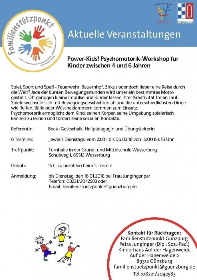 Guenzburg Familienstützpunkt_Power-Kids