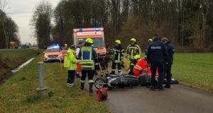 Guenzburg Unfall Roller