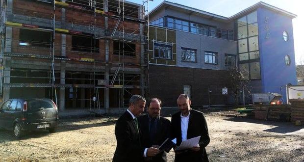 Guenzburg Stadtwerke - SWG Investitionen 2018