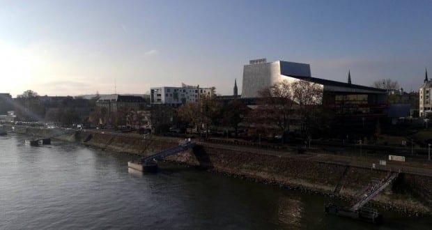 Opernhaus in Bonn am Rhein