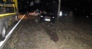 Unfall Sekundenschlaf Kicklingen Riedschreinerhof