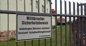 Bundeswehr-Kaserne