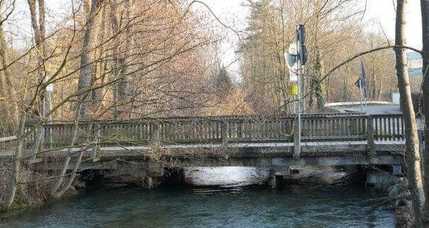 Degerndorfer Brücke Erneuerung Günzburg