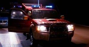 Feuerwehr Burgau Polizei