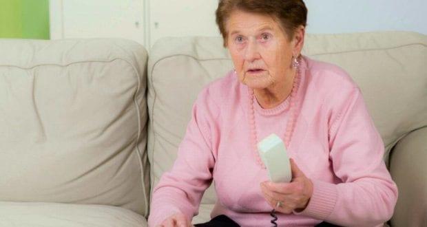 Telefon Seniorin