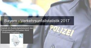 Verkehrsunfallstatistik-2017-Bayern-Schwaben-Nord