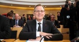 Bodo Ramelow im Erfurter Landtag