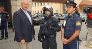Body-Cams Polizei