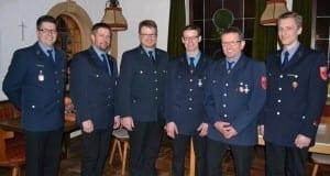 Feuerwehr Reisensburg Mitgliederversammlung 2018