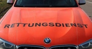 NEF Notarzt Einsatzfahrzeug Rettungsdienst