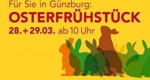 Osterfruehstueck Günzburg