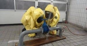 Zusatzausbildung Chemikalienschutzanzügen Günzburg