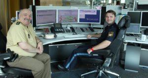 10jahre Einsatzzentrale Kempten Polizei