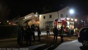 Brand in Einfamilienhaus – Weißenhorn 01042018 17