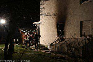 Brand in Einfamilienhaus – Weißenhorn 01042018 8