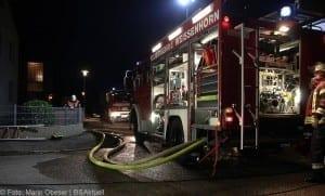 Brand in Einfamilienhaus – Weißenhorn 01042018 9