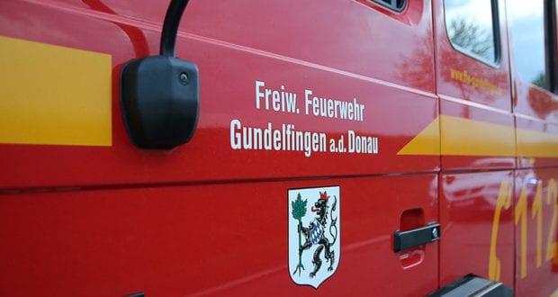 Feuerwehr Gundelfingen Feuerwehrfahrzeug