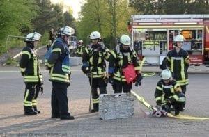 Feuerwehr Leipheim Inspektion 2018 28042018 31