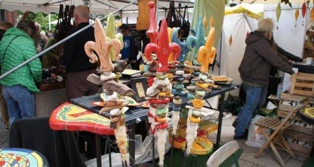 Kunsthandwerkermarkt Stadt Neu-Ulm