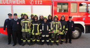 Leistungsprüfung THL Feuerwehr Günzburg 01