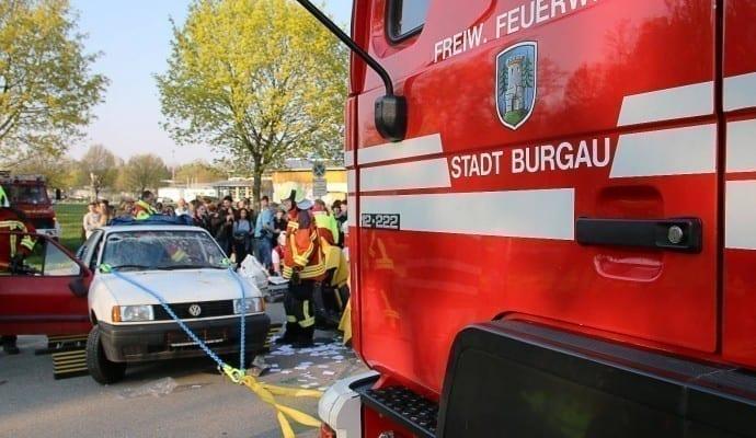 Prävention-Schutz fürs Leben 2018 – Burgau 112