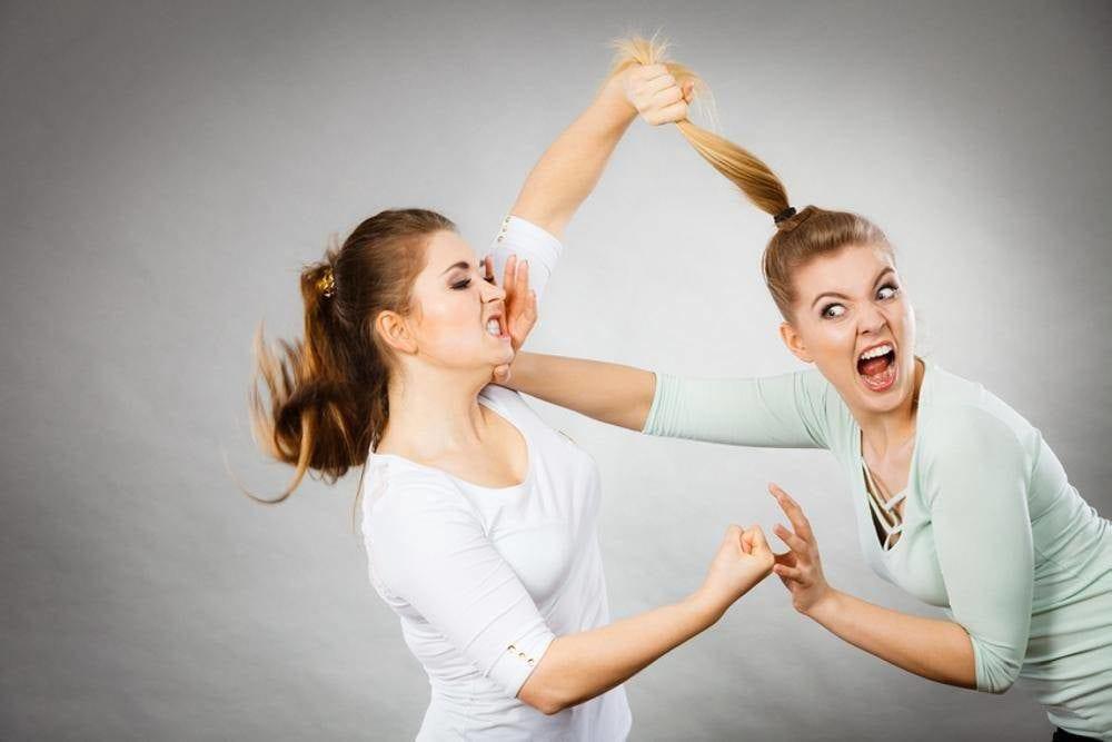 Streit Frauen