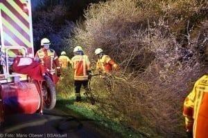 Unfall A8 Elchingen Sattelzug 19042018 17