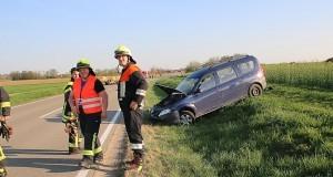 Unfall Oxenbronn-Grosskoetz Pkw 20042018