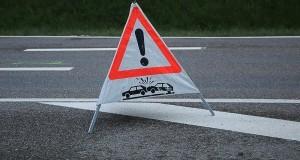 Warnung Unfall