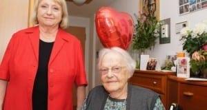 100. Geburtstag Lutzenberger
