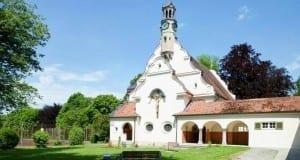 Katholische BKH-Kirche wird 100 Jahre alt