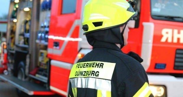 Feuerwehrfahrzeug Guenzburg