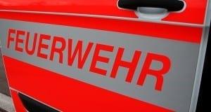Feuerwehrfahrzeug Schriftzug 1