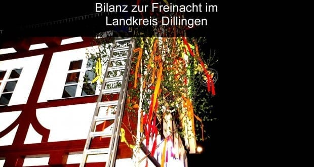 Freinacht Kreis Dillingen