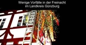 Freinacht Landkreis Günzburg