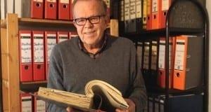 Guenter Treutlein 40 Jahre Stadtrat guenzburg