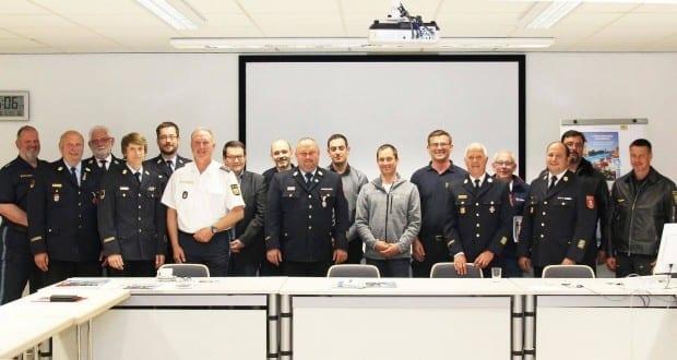 Infoaustausch Feuerwehr Rettungsdienst Polizei 2018 Schwaben